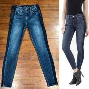 Level 99 Janice Midrise Ultra Skinny Jeans